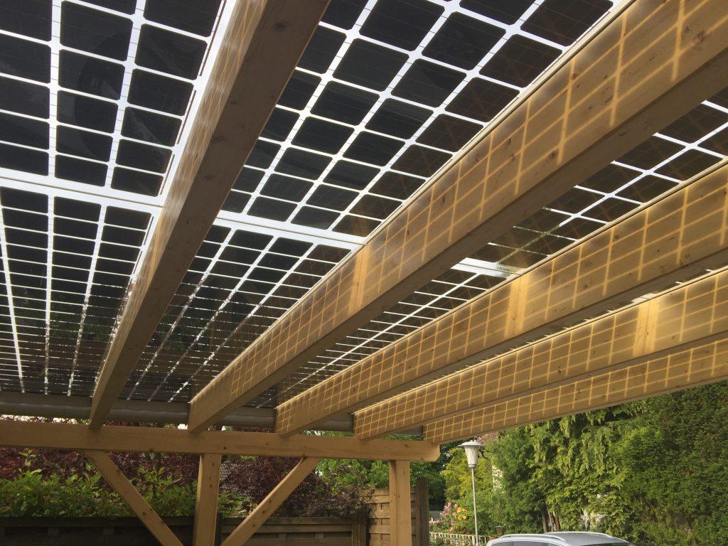 Photovoltaik-Carport